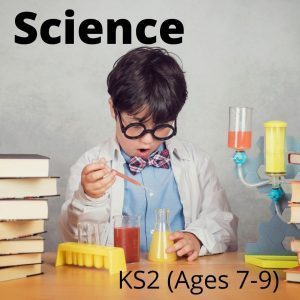 Science KS2 Ages 7-9